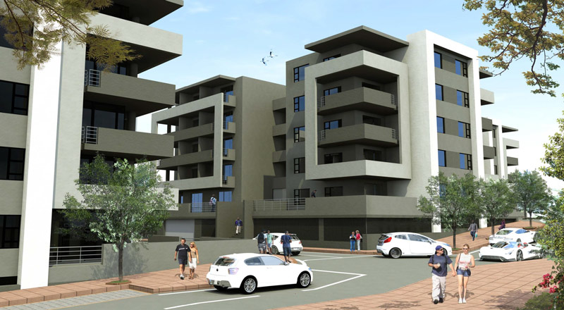 Trapezoid investments savannah park umhlanga for Impression homes park ridge